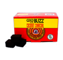 Starbuzz COCOBUZZ 45Pcs Charcoal